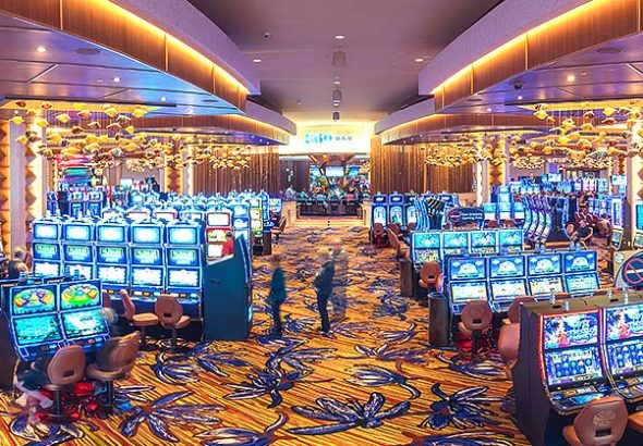 discounts and bonuses on playing slots online