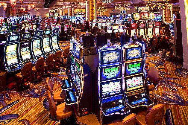 bonuses on playing slots online
